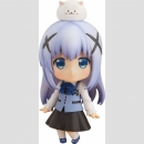 Is the Order a Rabbit Nendoroid Actionfigur Chino 10 cm