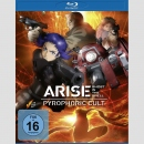 Ghost in the Shell Arise Pyrophoric Cult Blu Ray