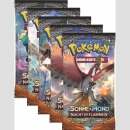Pokemon Sonne & Mond Booster Nacht in Flammen