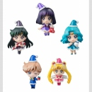 MEGAHOUSE PETIT CHARA! Sailor Moon Christmas Special 5er Set (Sailor Moon)