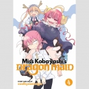 Miss Kobayashis Dragon Maid vol. 4