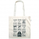 Eco Cotton Bag One Piece Wanted Poster