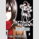 Attack on Titan - Lost Girls Nr. 2 (Ende)