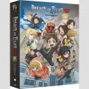 Attack on Titan Junior High Blu Ray Complete Collection