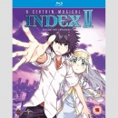 A Certain Magical Index Blu Ray/DVD Combo Pack Complete...