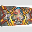 Pokemon Glurak-GX-Box Premium-Kollektion ++Deutsche...