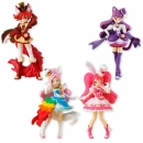 Kirakira PreCure a la Mode TF Komplett-Set vol. 2 (4...