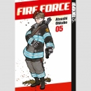 Fire Force Nr. 5