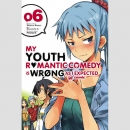 My Youth Romantic Comedy Is Wrong, as I Expected @ Comic...