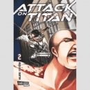 Attack on Titan Bd. 2