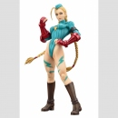 Street Fighter Bishoujo 1/7 Statue -Cammy Alpha Costume-