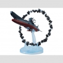 Star Blazers Yamato 2202 Battleship Yamato with Asteroid...