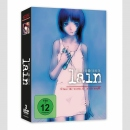 Serial Experiments Lain DVD Collectors Edition