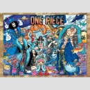 One Piece 20th Anniversary Puzzle