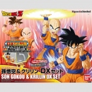 Dragon Ball Z Figure-rise Standard Plastic Model Kit Son...