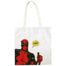 Eco Cotton Bag Deadpool Fourth Wall