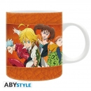 The Seven Deadly Sins Tasse