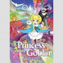 The Princess and the Goblin Light Novel (One Shot)