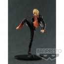One Piece SCultures Sanji Diable Jambe Color Ver.