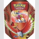 Pokemon Herbst 2017 Tin Box Ho-Oh GX ++Deutsche Version++