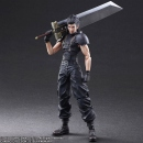 Play Arts Kai Final Fantasy VII Crisis Core -Zack-
