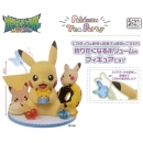 Pokemon Tea Party Pikachu Snack Collection