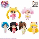 Petit Chara! Pretty Guardian Soldier Sailor Moon 6er-Pack...