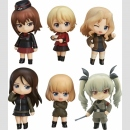 Nendoroid-Petit Girls und Panzer Other High Schools ver....