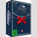 Sailor Moon Crystal DVD Box 5 mit Sammelschuber (Staffel 3)