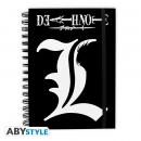 Death Note L Notizbuch