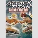 Attack on Titan - Before the Fall Bd. 9