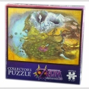 Puzzle The Legend of Zelda Collectors -Majoras Mask Termina Map-