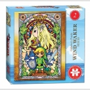 The Legend of Zelda Collectors Puzzle Wind Waker Motiv 2