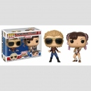 Marvel vs. Capcom Infinite POP! Games 2er Pack -Captain...