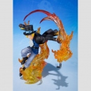 One Piece Figuarts Zero Extra Battle -Sabo Fire Fist Ver.-