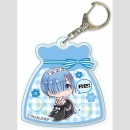 Re:Zero - Starting Life in Another World- Pukasshu Acryl Anhänger Rem