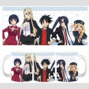 UQ Holder! Japan Import Tasse