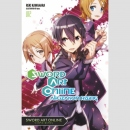 Sword Art Online - Light Novel vol. 12 Alicization Rising