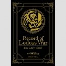 Record of Lodoss War - The Grey Witch (One Shot, Hardcover)