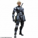 Play Arts Kai Metal Gear Solid 2 Sons of Liberty Raiden
