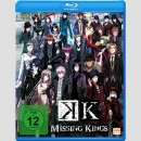 K - Missing Kings Blu Ray