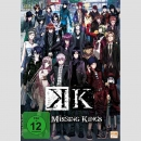 K Missing Kings DVD