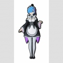 Re:Zero -Starting Life in Another World- BIG Gummi-Schlüsselanhänger -Rem-