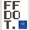 FF DOT. The Pixel Art of Final Fantasy (Hardcover)
