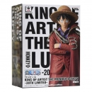 One Piece King Of Artist The Monkey D. Ruffy 20th...