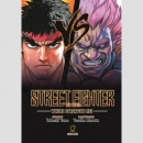 Street Fighter Where Strength Lies - The Novel...