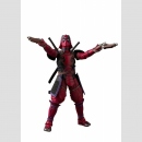 Marvel Universe Meisho Realization Samurai Deadpool