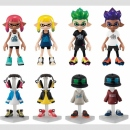 Splatoon 2: Dress Up Gear Collection Set