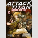 Attack on Titan - Before the Fall Bd. 10