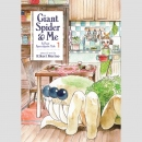 Giant Spider and Me A Post-Apocalyptic Tale vol. 1
